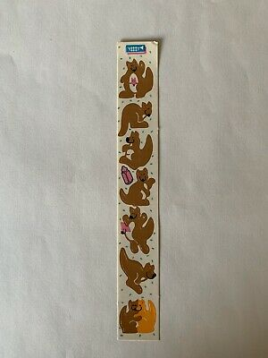 Rare Vintage Stickers - Cardesign - Toots Kangaroo Dated 1983