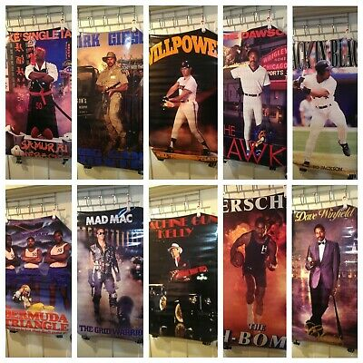 Dawson Vintage Costacos Brothers Posters 24x36 Gibson Kelly Singletary