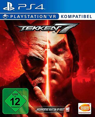 TEKKEN 7 Spielgenre:Beat 'em-up Spielmodus:offline Plattform: PlayStation 4