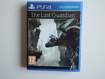 The Last Guardian for PS4 in MINT Condition