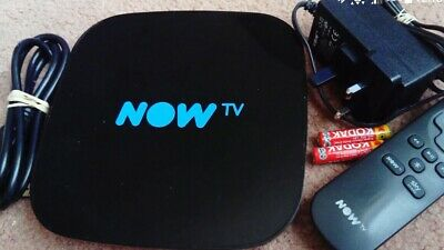 Now TV Smart box 4500sk - Freeview HD Built In - bbci netflix my5 wifi nowtv...
