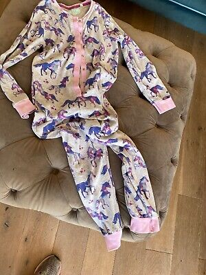 Blue Zoo Unicorn All-in-one Sleep Suit Age 9-10 Yrs