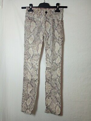 Trousers Style Crocodile Reptile Snake Ooxoo Size 10 Years, Vgc, (C2010)