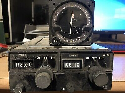 king radio KX170B PLUS ki-201C