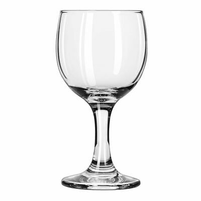 Libbey 3769 Embassy 6.5 Ounce Wine Glass - 24 / CS