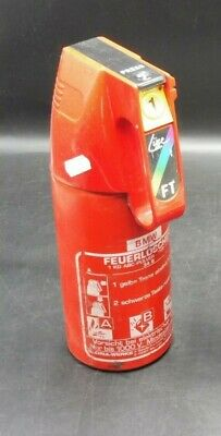 Vintage BMW E30 Fire Extinguisher - Genuine