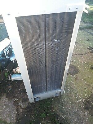 Freezer/Chiller refrigeration evaporators, used but in good condition