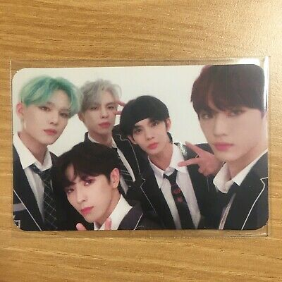 K-POP CIX 1st EP ALBUM 'HELLO' Chapter 2. Hello, Stranger Official Photocard