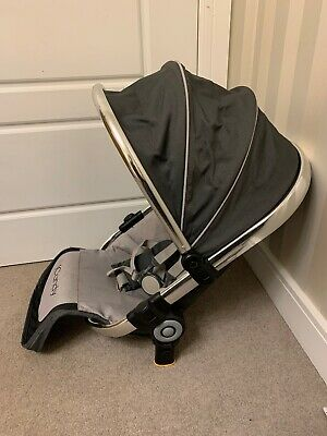iCandy Peach Converter Seat Truffle 2 - Lower Seat For Peach Blossom Twin Buggy