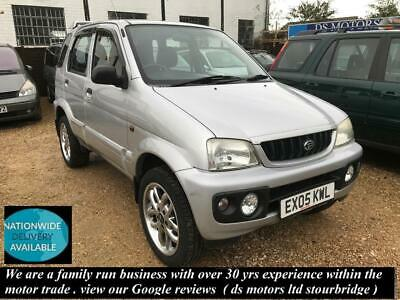 """2005/05 Daihatsu Terios 1.3 Sport """"Only 1 Owner & Nationwide Delivery"""""""