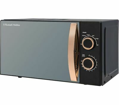 Russell Hobbs RHM1727RG 17L Rose Gold Microwave NEW!
