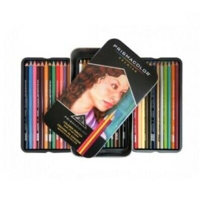Sale Prismacolor Premier Oil-blanced Core Soft Colored Pencils, 36 Colored_ageh