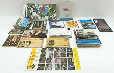 3lbs of Post Cards, Travel Guides, Tourist Info