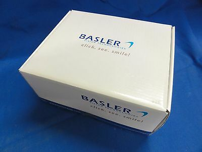 New in box Basler BIP2-640C camera