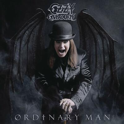 OZZY OSBOURNE 'ORDINARY MAN' Deluxe Edition CD (2020) (New & Sealed)