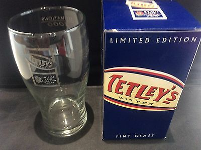 Limited Edition Guinness Pint Glass Rugby World Cup 2015 LOCK