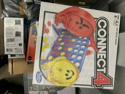 Hasbro Connect4 Game *NEW*