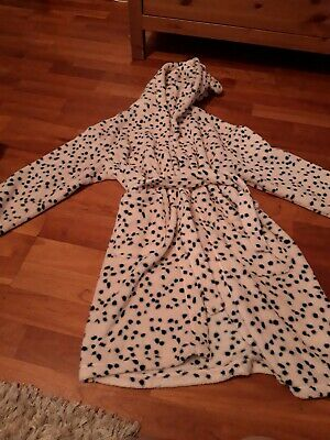 Girls Next Dressing Gown Age 9/10 Excellent Cond