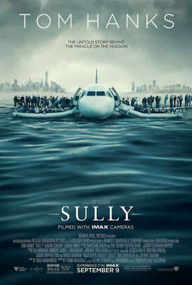 Sully Miracle on the Hudson *HD GOOGLE PLAY UV CODE ONLY*