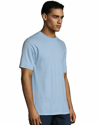 Hanes T Shirt Beefy-T Adult Short Sleeve Mens Womens Soft Premium Cotton Comfort