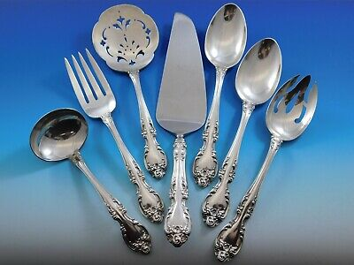 Melrose by Gorham Sterling Silver Essential Serving Set Large 7-piece