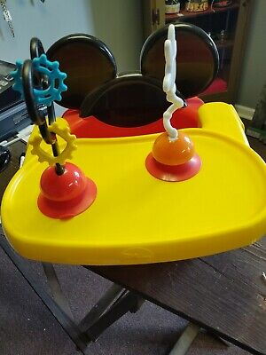 Disney Mickey Mouse booster seat