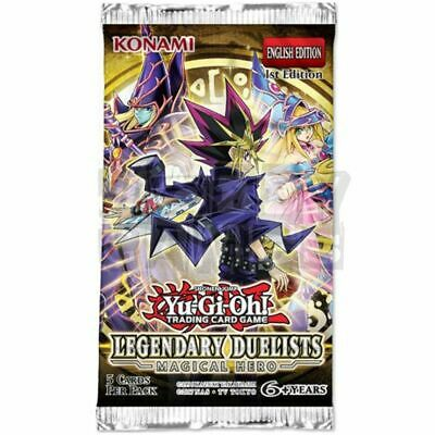 10x Legendary Duelists: Magical Hero Sealed Booster Packs!!
