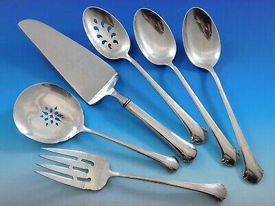 Chippendale by Towle Sterling Silver Essential Serving Set Large 6-piece
