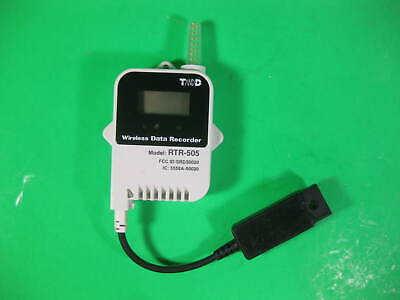 T & D RTR-505 w/ TCM 3010 Thermocouple -- Used --