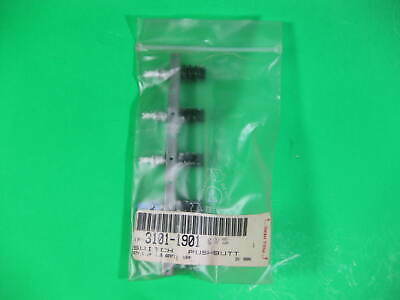 HP/Agilent Pushbutton Switch -- 3101-1901 -- New