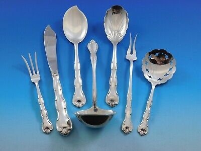 Rondo by Gorham Sterling Silver Essential Serving Set Small 7-piece