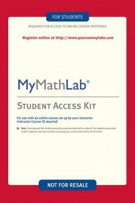 MyMathLab Access Code  - Fast ebay message delivery