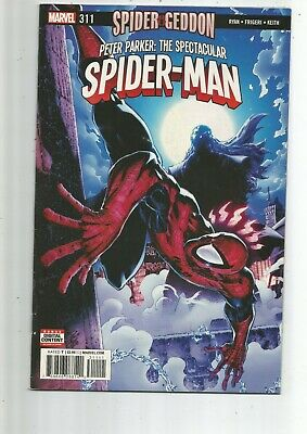 Peter Parker The Spectacular Spiderman 311 ( 2017 Series ) Marvel Legacy Comics