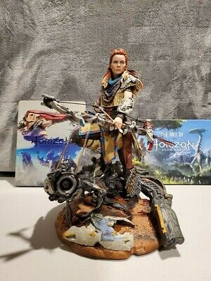 Horizon Zero Dawn Collectors Edition Aloy Statue + Other Goodies - Rare Statue