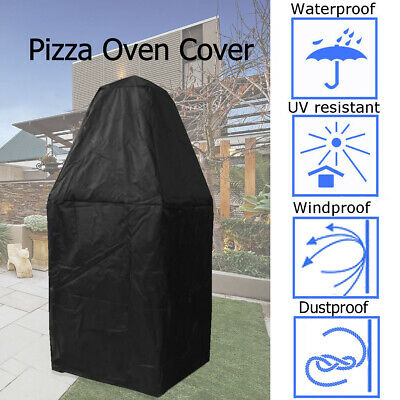 Pizza Oven Cover Patio Grill BBQ Barbecue Protect Bag Outdoor Garden Waterproof