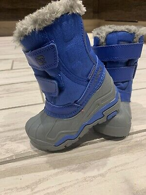 Campri winter snow boots - Size 6 infant, Brand New In Box Waterproof