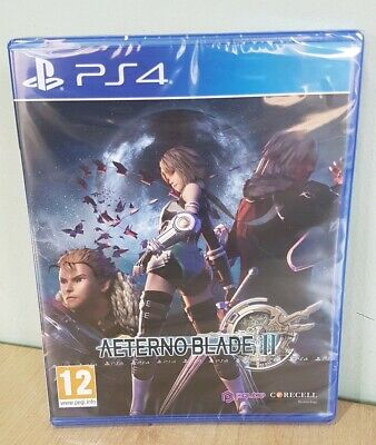Aeterno Blade 2 II PS4 Playstation 4 Pal UK New Factory  Sealed