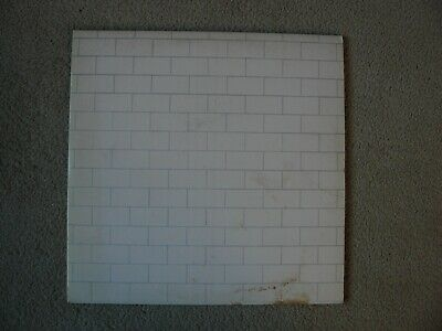Uk Harvest Double Lp Pink Floyd The Wall Vg/Ex+