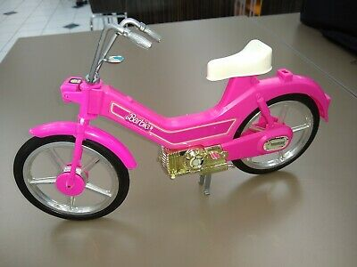 Barbie Vintage Pink Moped Mattel 1983