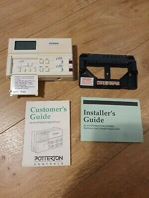 Potterton programmer Used