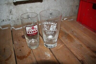 2 Verres Ds Danhaive Basecles Speciale