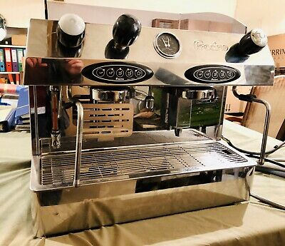 Fracino Contempo 2 Group Espresso Coffee Machine Commercial Food and Drink