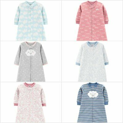 FREE SHIPPING Size and Design Choice Carter/'s Baby Sleep Bag Gown Sack NEW
