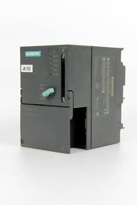 SIEMENS Simatic S7 CPU 313 Zentralbaugruppe 6ES7 313-1AD03-0AB0 E-Stand: 01