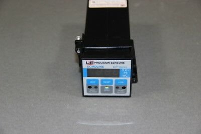 Ue Precision Sensores Echoline Low Diferencial Press Indicating Interruptor