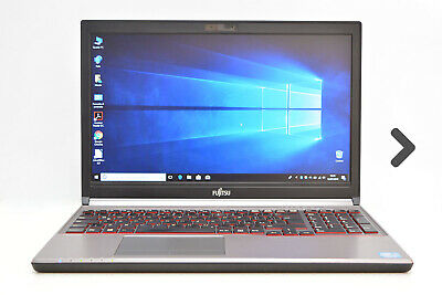 "Fujitsu LifeBook E753 15,6"" Core i5-3230M, 8Gb RAM, 240Gb SSD, Notebook, L704D"