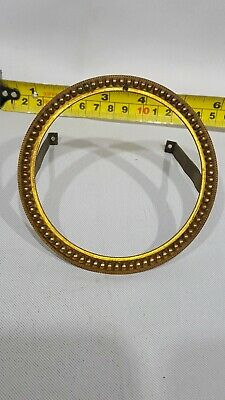 French 8 Day clock Front Bezel Clock spares