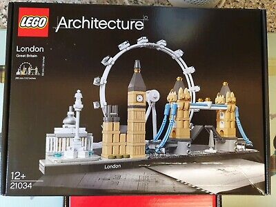 LEGO Architecture London (21034) & LED lighting kit