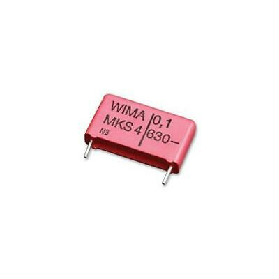 Wima MKS02 0.047uf 47nF 63V Metalized Polyester Capacitor Radial 2.5mm MBL5-22
