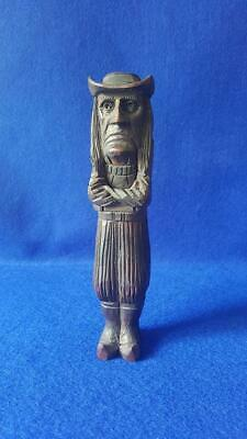 Very Well Carved Wooden 19th Century French(?) Figural Nobleman Nutcracker